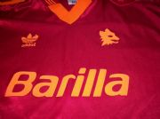 1992 1994 Roma Home Football Shirt Adults XL Maglia Top Jersey